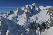 Southern Alps, West Coast, South Island, New Zealand