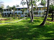House turned hotel, Las Terrenas, Dominican Republic.