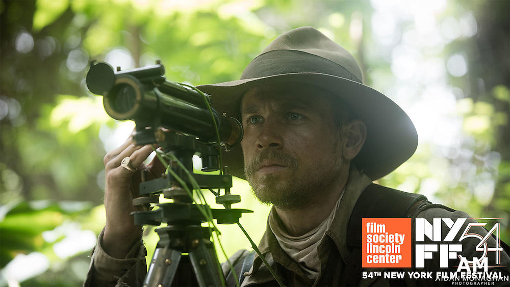 James Gray&rsquo;s &ldquo;The Lost City of Z,&rdquo; starring Charlie Hunnam, will have its world premiere as the closing night screening at the 2016 New York Film Festival.<br />