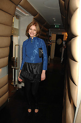 NATALIA VODIANOVA at a party to celebrate the launch of the Kova & T fashion label and to re-launch the Harvey Nichols Fifth Floor Bar, held at harvey Nichols, Knightsbridge, London on 22nd November 2007.<br />