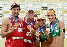 20140720 NED: FIVB Grand Slam Beach Volleybal, Scheveningen