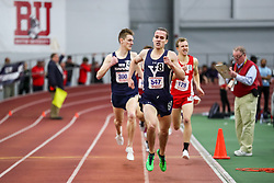ECAC/IC4A Track and Field Indoor Championships<br /> Mile Run, Nick Dahl, Yale