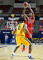 NCAA Men's Basketball: Buccaneers cruise past Keydets, 88-51
