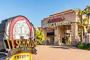 JT Schmid's Restaurant & Brewery Front Entrance
