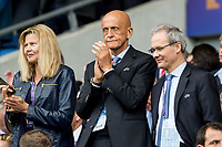 UEFA Head of Referees Pierluigi Collina during the UEFA Women's Champions League Final between Lyon Women and Paris Saint Germain Women at the Cardiff City Stadium, Cardiff, Wales on 1 June 2017. Photo by Giuseppe Maffia.<br /> <br /> <br /> Giuseppe Maffia/UK Sports Pics Ltd/Alterphotos