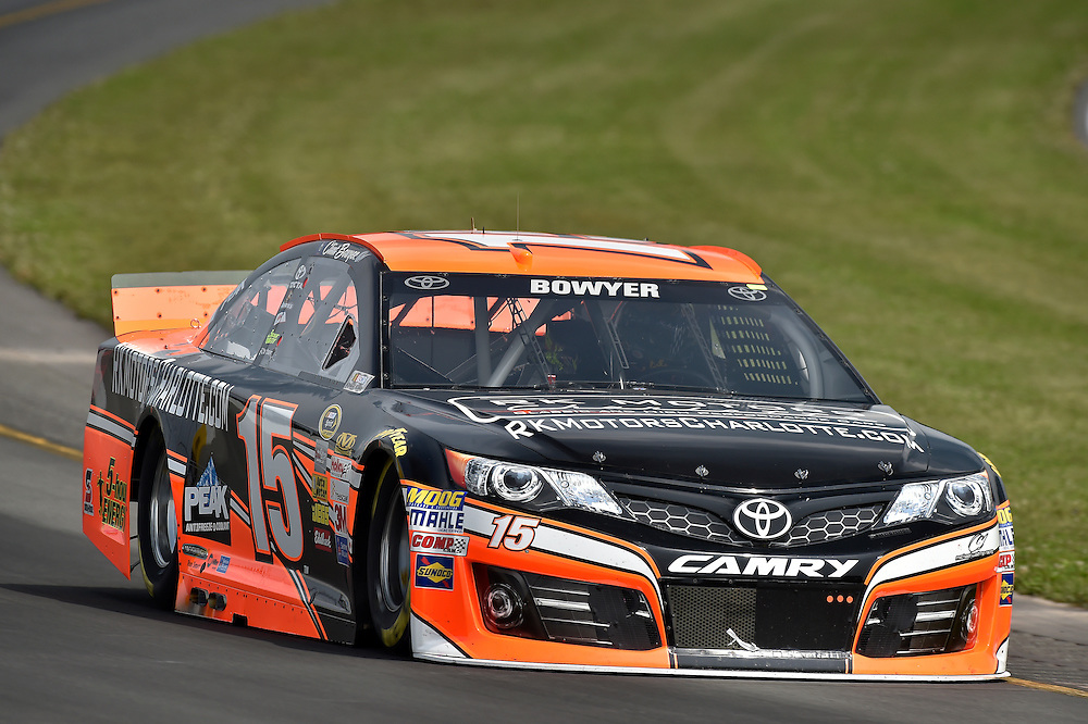 1-3 August, 2014, Long Pond, Pennsylvania USA<br /> Clint Bowyer<br /> &copy;2014, Scott R LePage <br /> LAT Photo USA