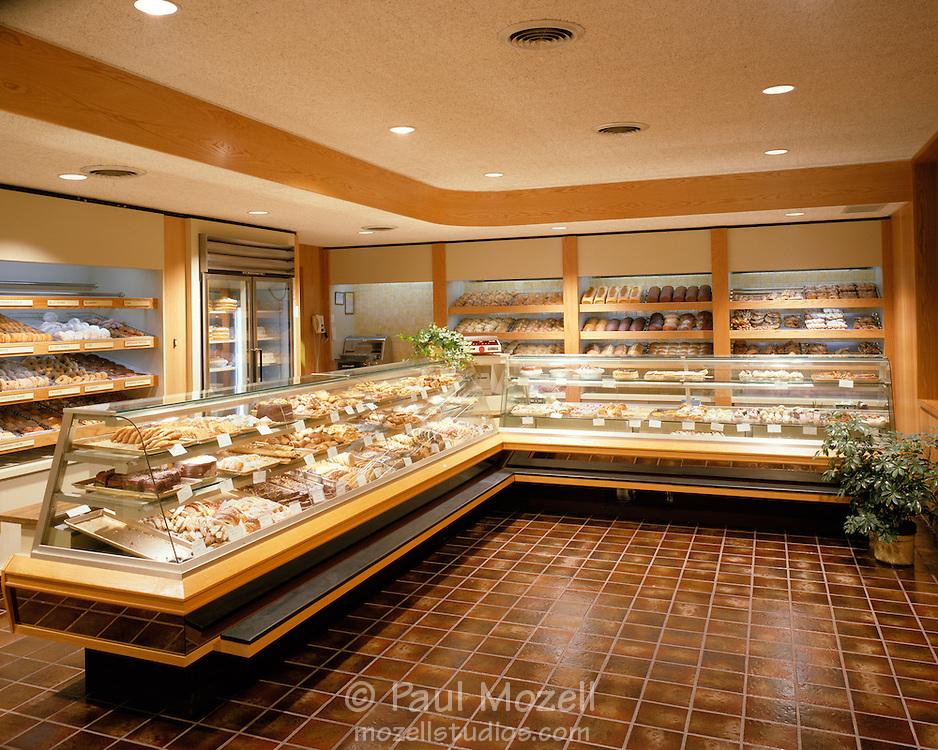 Bakery and restaurant