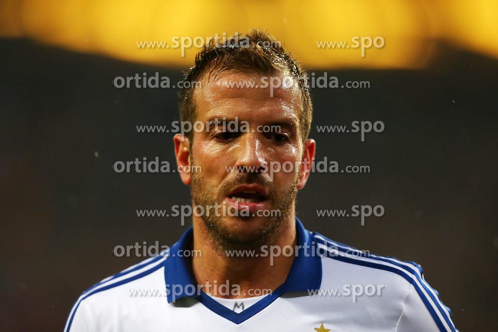 Football: Germany, 1. Bundesliga<br /> Rafael van der Vaart (Hamburger SV, HSV)