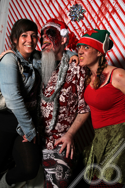 "The 1st Annual ""ZANTAGEDDON"" - held at Will's Pub on 12-15-2012 with our hosts ""Zanta"" (Mandaddy of Gargamel!) and his Zombified helper ""Zelf"" (Wife Tracy) was a hilarious success! Special thanx goes out to The Orlando Photography Studio, Mandaddy of Gargamel!, his Wife Tracy, Will, Heather Williams, Alicia Lyman & Tramaine Dion for making this happen!"