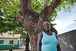 Estela Valentim de Jesus: um filho, um irmão e um sobrinho mortos por contaminação de herbicida usado para o cultivo do Eucalipto, na Comunidade São Jorge — Boa Esperança, Espírito Santo - Brasil.