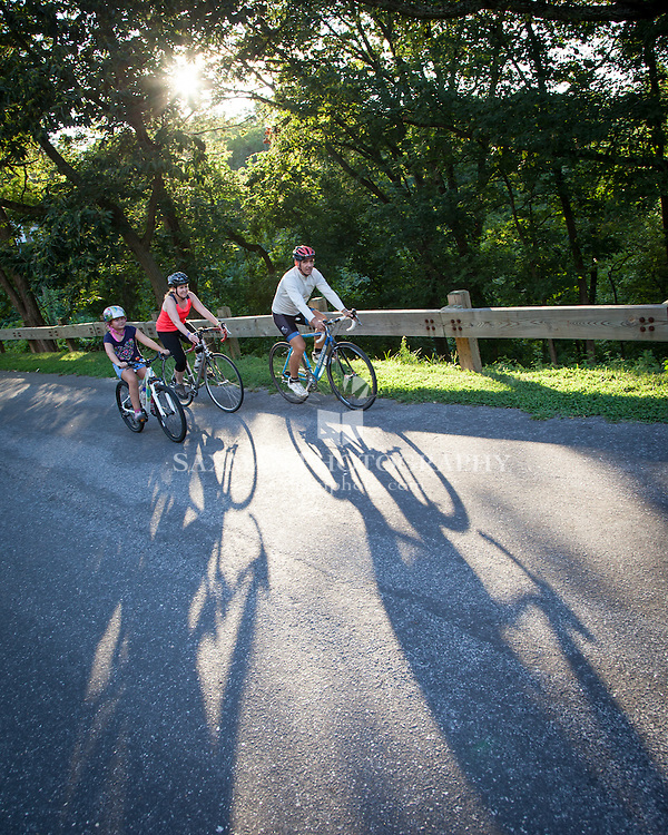 """ 10 Great Bike Rides "" feature"
