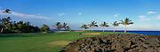 Waikoloa Golf Course, Island of Hawaii, Kohala Coast, Hawaii, USA<br />