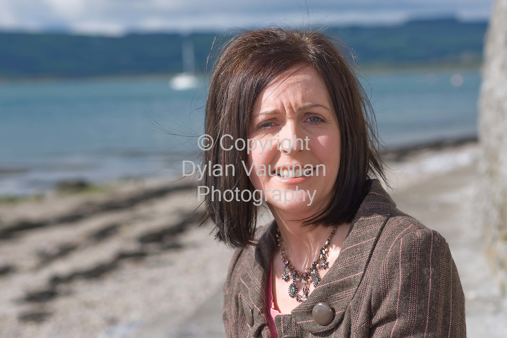 28/4/2008.Catherine Tobin pictured in Dungarvan County Waterford..Picture Dylan Vaughan.