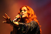 Behind the scenes with Katy B V Festival