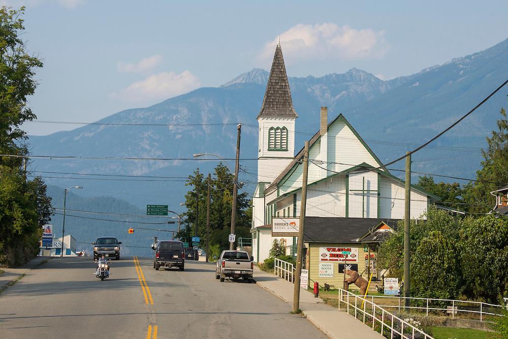 Canada, British Columbia,Kaslo