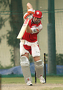 IPL - Kings XI Practice Mohali 9 May