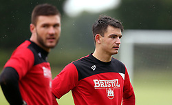 Max O'Leary and Richard O'Donnell of Bristol City take part in Pre-Season Training ahead of the Sky Bet Championship Season - Mandatory by-line: Robbie Stephenson/JMP - 29/06/2016 - FOOTBALL - Bristol City Training Ground - Bristol, United Kingdom - Bristol City - Bristol City Pre-Season Training