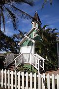 Keolahau Congregational Church, 1920, Kihei, Maui, hawaii