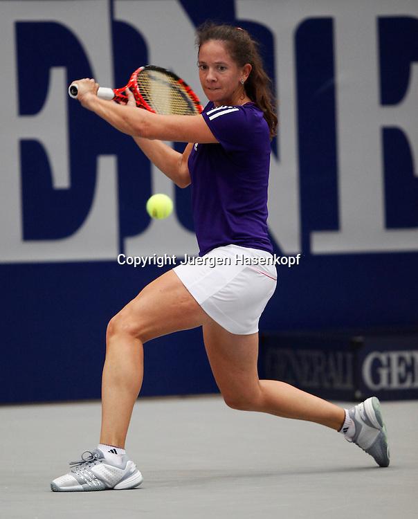 Generali Ladies Linz Open 2010,WTA Tour, Damen.Hallen Tennis Turnier in Linz, Oesterreich,.Patty Schnyder (SUI),