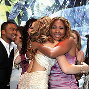 NLD/Hilversum/20080301 - Finale Idols 2008, winnares Nikki word gefeliciteerd
