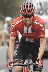 March 1, 2019 - Dubai, Emirati Arabi Uniti - Foto LaPresse - Fabio Ferrari.01 Marzo 2019 Dubai (Emirati Arabi Uniti).Sport Ciclismo.UAE Tour 2019 - Tappa 6 - da Ajman a Jebel Jais - 180 km.Nella foto:DUMOULIN Tom(NED)TEAM SUNWEB.Photo LaPresse - Fabio Ferrari.March 01, 2019 Dubai (United Arab Emirates) .Sport Cycling.UAE Tour 2019 - Stage 6 - From Ajman To Jebel Jais  - 112 miles..In the pic:DUMOULIN Tom(NED)TEAM SUNWEB (Credit Image: © Fabio Ferrari/Lapresse via ZUMA Press)