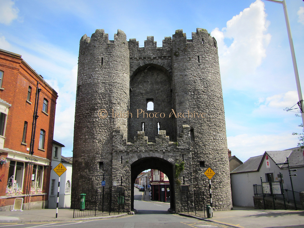 St Lawrence's Gate, Drogheda, Louth, c.13th century