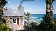 Coral Beach Club building Bermuda