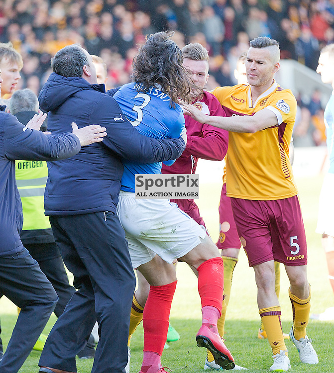 Bilel Mohsni has been handed an additional three-game ban, bringing his total suspension to seven matches following his Motherwell meltdown.<br />