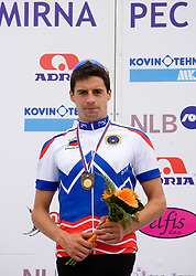at Slovenian National Championships in Road cycling, 178 km, on June 28 2009, in Mirna Pec, Slovenia. (Photo by Vid Ponikvar / Sportida)