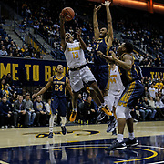 Nov 16 2016 - Berkeley U.S. CA - California freshman guard Charlie Moore #13 scored 38 points and 2 steals during the NCAA Men's Basketball between UC Irvine Anteaters and the California Golden Bears 75-65 overtime win at Hass Pavilion Berkeley Calif. Thurman James / CSM