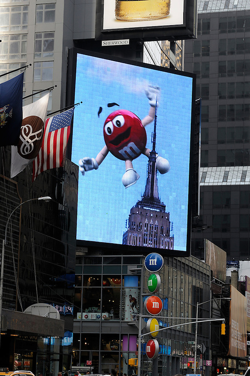 M&M, Times Square, Midtown, Manhattan, New York, New York, USA