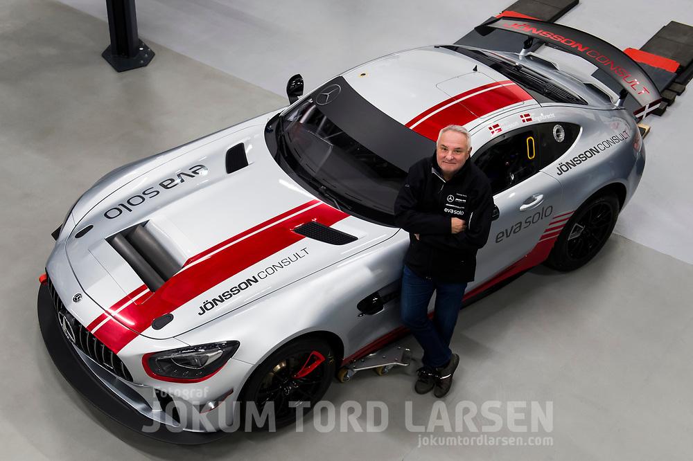 AMG GT4 Customer Racing Denmark