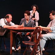 Death of a Salesman performed in Yiddish. Toyt fun Seylsman. Co-produced by New Yiddish Rep and Castillo Theater. October 2017.