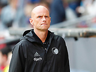 FOOTBALL: Coach Ståle Solbakken (FC København) looks on before the UEFA Champions League Second qualifying round, 2nd leg match between FC København and MŠK Žilina at Parken Stadium, Copenhagen, Denmark on July 19, 2017. Photo: Claus Birch