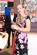 JENNY BARCHFIELD,, Triennial Summer Ball, Royal Academy. Piccadilly. London. 20 June 2011. <br /> <br />  , -DO NOT ARCHIVE-© Copyright Photograph by Dafydd Jones. 248 Clapham Rd. London SW9 0PZ. Tel 0207 820 0771. www.dafjones.com.
