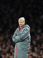 Arsene Wenger leaving Arsenal at end of season - 20 Apr 2018