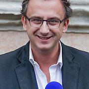 ITA/Parma/20120929- Doop prinses Luisa Irene, jeroen Snle, presentator Blauw Bloed