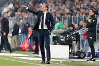 25.10.2017 - Torino - Serie A 2017/18 - 10a giornata  -  Juventus-Spal nella  foto: Massimiliano Allegri