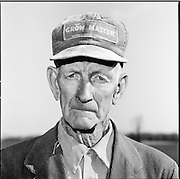 Charlie Connard, a farmer in the eastern panhandle of West Virginia.
