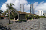 The town of Santa Cruz de Teneriffa, Canary islands,Spain