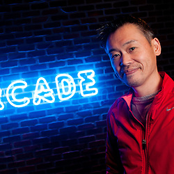 Keiji Inafune for Electronic Gaming Monthly
