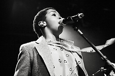 Lauryn Hill at The Independent - San Francisco, CA - 11/18/12