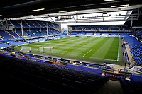 Football - 2018 / 2019 Premier League - Everton vs. Arsenal<br /> <br /> A general view of Everton's Goodison Park ground before today's game, at Goodison Park.<br /> <br /> COLORSPORT/ALAN MARTIN