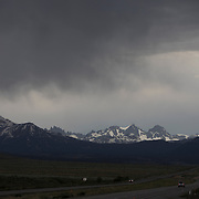 The Eastern Sierra's towns of Mammoth Lakes, June Lakes and surrounding areas weathered a historical and record producing winter snowfall that carried over into the summer. Lakes were filled to capacity and beyond, streams and rivers flooded campgrounds, snow covered shorelines and roads were closed even into July.
