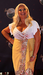 Vanessa Feltz at the launch of the new series of Strictly Come Dancing, in London, United Kingdon, Tuesday, 3rd September 2013. Picture by Stephen Lock / i-Images