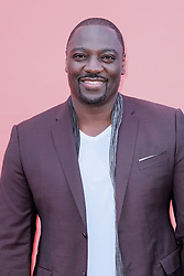 Edinburgh International Film Festival 2019<br /> <br /> Farming (UK Premiere)<br /> <br /> Pictured: Adewale Akinnuoye-Agbaje (Director)<br /> <br /> Alex Todd | Edinburgh Elite media