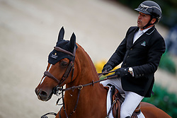 Lamaze Eric, CAN, Chacco Kid<br /> CSIO Barcelona 2017<br /> © Dirk Caremans<br /> 01/10/2017