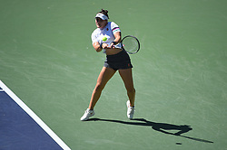 Bianca Vanessa Andreescu (CAN) during her fourth match round at the 2018 Indian Wells Masters 1000 at Indian Wells Tennis Garden, California, USA, on March, 13, 2019. Photo by Corinne Dubreuil/ABACAPRESS.COM