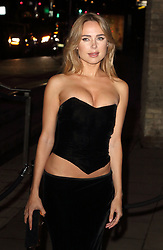 February 18, 2019 - London, United Kingdom - Kimberley Garner at the Naked Heart Foundation's Fabulous Fund Fair at the Roundhouse, Chalk Farm (Credit Image: © Keith Mayhew/SOPA Images via ZUMA Wire)
