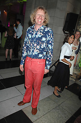GRAYSON PERRY at a private view of 'The Story of The Supremes' from the Mary Wilson collection at the V&A museum, Cromwell Road, London on 12th May 2008.<br />